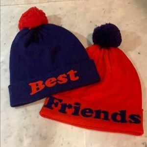 Best friend hats